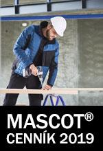 Cenník MASCOT pre rok 2019