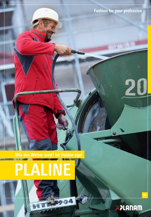 PLANAM kolekcia PLALINE