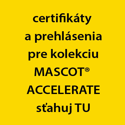 MASCOT ACCELERATE produkty