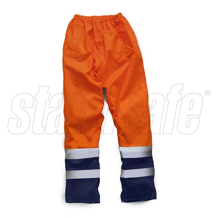 449d50631d5a Reflexné pracovné oblečenie  Reflexné pracovné nohavice do pása ...