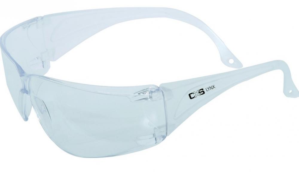 Ochranné okuliare  Pracovné okuliare CXS Lynx číre - Supermonterky.sk 02ad7debe91