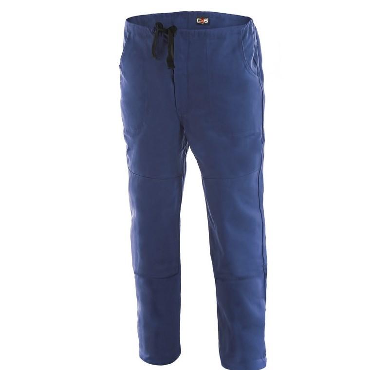 78f7e46b3878 pracovné montérky  Pracovné nohavice do pása MIREK 1008 modré ...