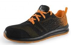 PRACOVNÁ OBUV - Pracovné topánky nízke - s ochrannými prvkami ... 24eec22cceb